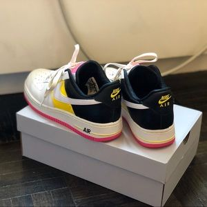 Nike Shoes - Nike W Air Force 1 '07 SE Moto • Size 9